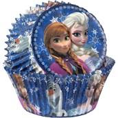 Frozen Cupcake Liner