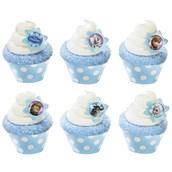 Disney Frozen Cupcake Wrapper & Pick Kit