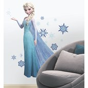 Disney Frozen Elsa Peel and Stick Giant Wall Decals