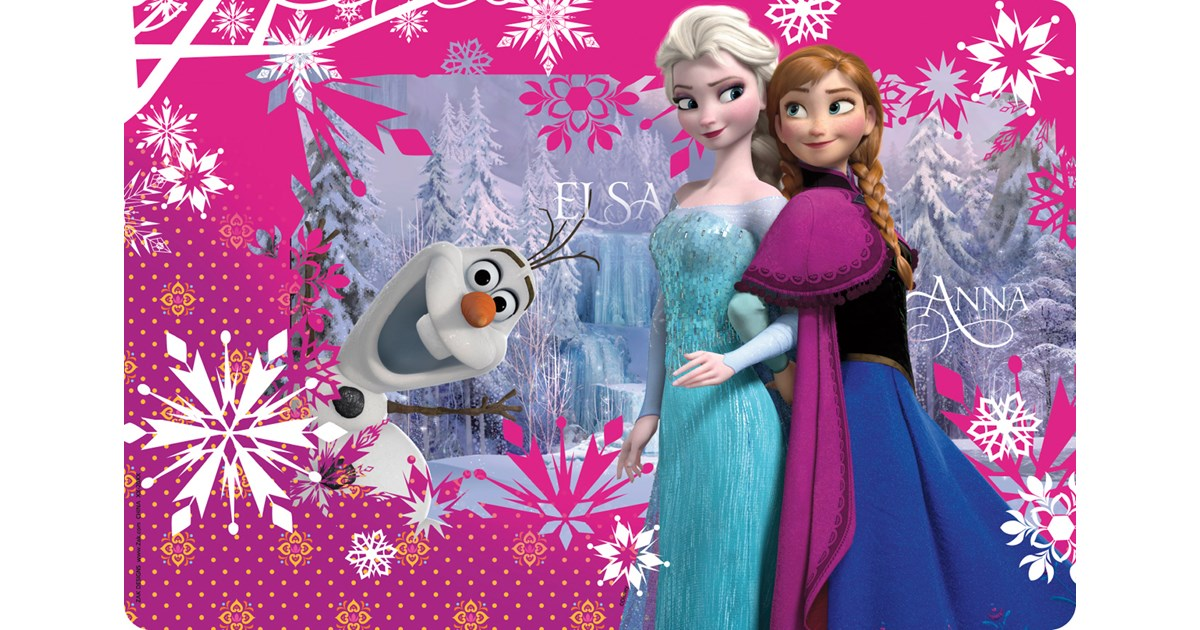 Disney Frozen Placemat 1 Birthdayexpress Com