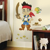 Disney Jake and the Never Land Pirates Giant Wall Decals