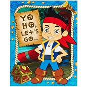 Disney Jake and the Never Land Pirates Invitations