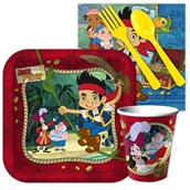 Disney Jake and the Never Land Pirates Snack Party Pack