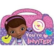Disney Junior Doc McStuffins Invitations