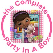 Disney Junior Doc McStuffins Party in a Box
