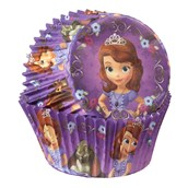 Disney Junior Sofia the First Baking Cups (50)
