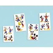 Disney Mickey Fun and Friends Tattoo Sheets