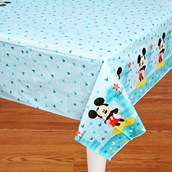 Disney Mickey Mouse 1st Birthday Tablecover
