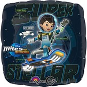 Disney Miles From Tomorrowland Foil Balloon