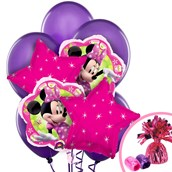 Disney Minnie Dream Party Balloon Bouquet