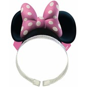 Disney Minnie Mouse Bowtique Ears with Interchangeable Bows