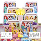 Disney Princess 8 Guest Party Pack
