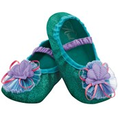 Disney Princess Ariel Slippers For Toddler Girls