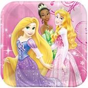 Disney Princess Dessert Plates (8)