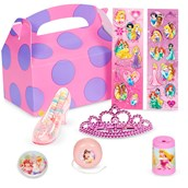 Disney Princess Filled Party Favor Box