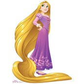 Disney Princess Rapunzel Standup - 5' Tall