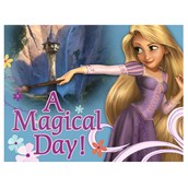 Disney Tangled Invitations