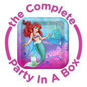 Disney The Little Mermaid Sparkle Party in a Box
