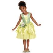 Disney Tiana Deluxe Sparkle Toddler / Child Costume