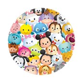 Disney Tsum Tsum Dessert Plates (8)