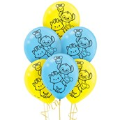 Disney Tsum Tsum Latex Balloons (6)
