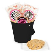 DIY Diva Zebra Deluxe Cookie Favor Kit
