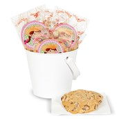 DIY Pink Cowgirl Deluxe Cookie Favor Kit