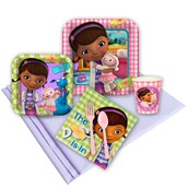 Doc Mcstuffins 8 Guest Party Pack