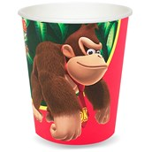 Donkey Kong 9 oz. Paper Cups