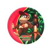 Donkey Kong Dessert Plates