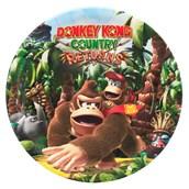 Donkey Kong Dinner Plates