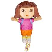 Dora 3D Pull-String Pinata