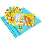 Dr Seuss 1st Birthday 8 Guest Party Pack
