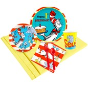 Dr. Seuss 1st Birthday Party Pack