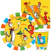 Dr. Seuss Favorites 1st Birthday Snack Pack