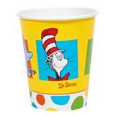 Dr. Seuss Favorites 9oz. Paper Cups (8)