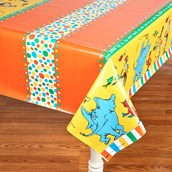Dr. Seuss Favorites Printed Tablecover