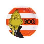 """Dr. Seuss Halloween 7"""" Dessert Plates (8)"""