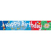Dr. Seuss Happy Birthday Deco Trim
