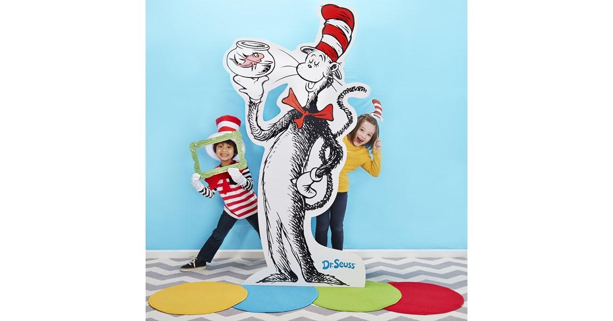 Dr. Seuss - Photo Booth Kit