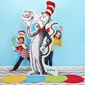 Dr. Seuss - Photo Booth Kit