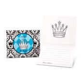 Elegant Prince Damask Thank-You Notes