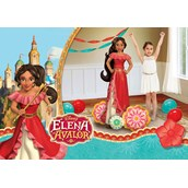 Elena Of Avalor AirWalker Foil Balloon