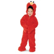 Elmo Plush Deluxe Toddler Costume