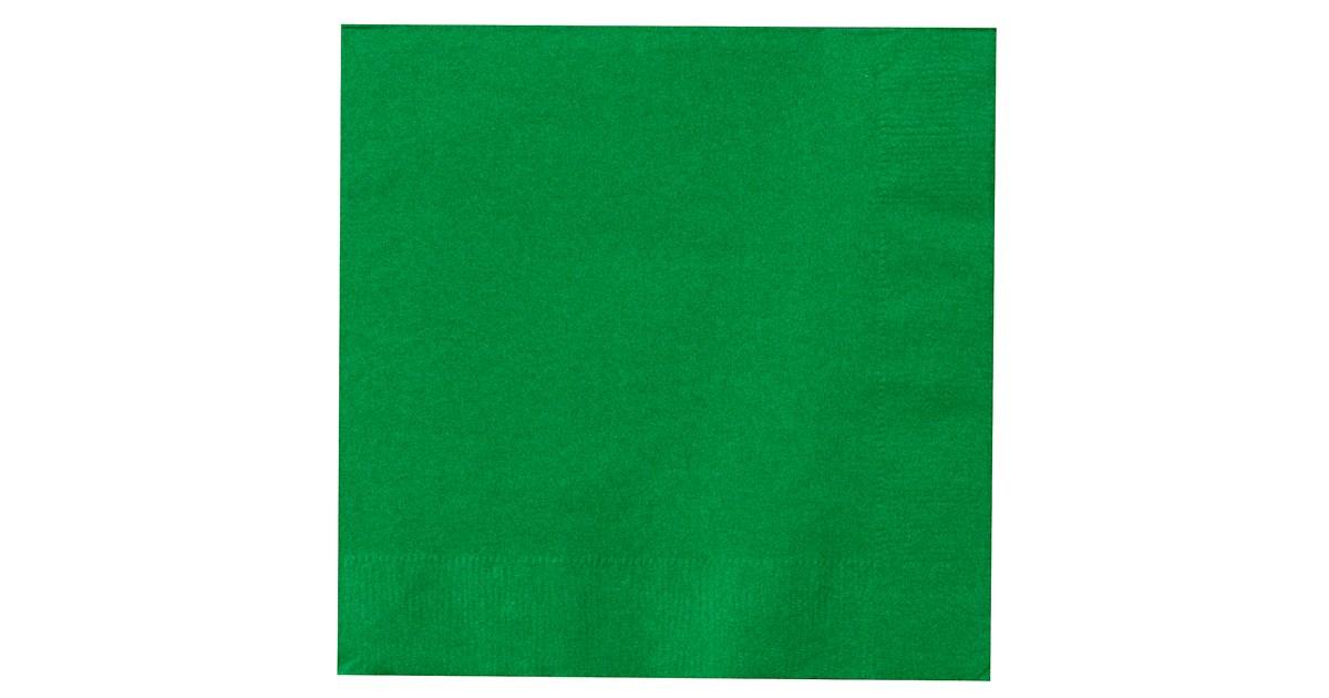 emerald green  green  lunch napkins