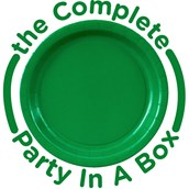 Emerald Green Party in a Box