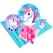 Enchanted Unicorn 24 Guest Party Pack