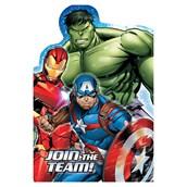 Epic Avengers Invites (8)