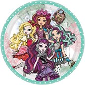 Ever After High Dinner Plates (8)