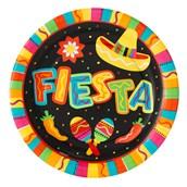 Fiesta Fun - Dinner Plate (8)